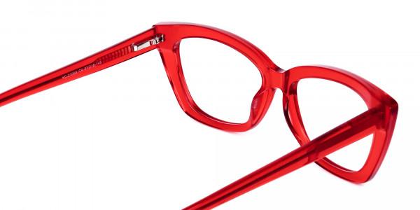 Cherry-Red-Cat-Eye-Glasses-Frame-5