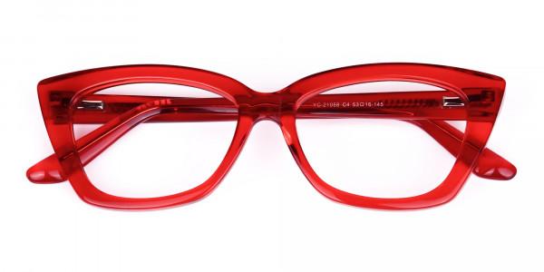 Cherry-Red-Cat-Eye-Glasses-Frame-6