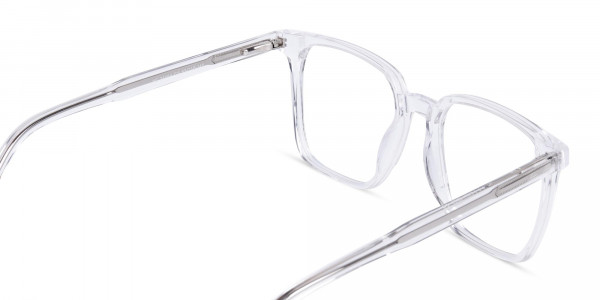 Crystal-Clear-Square-Glasses-5