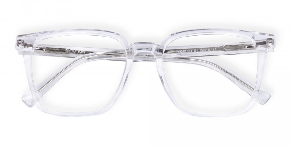 Crystal-Clear-Square-Glasses-6