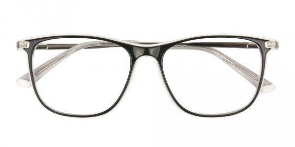 Black-and-White-Rectangular-Wayfarer-Glasses-7