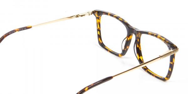 Vigorous Tortoiseshell Colour Frames -5