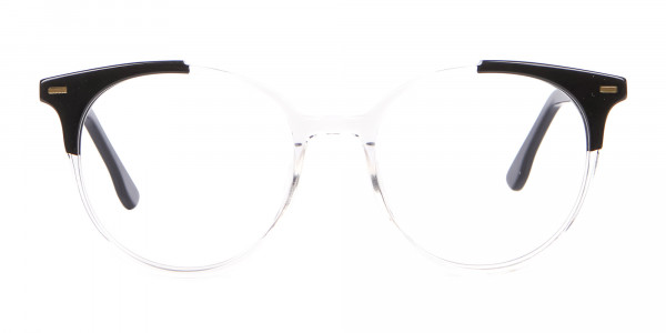 Translucent Glasses with Colour Combination - 1