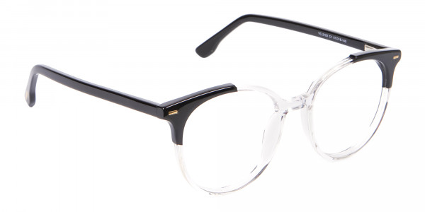 Translucent Glasses with Colour Combination - 2