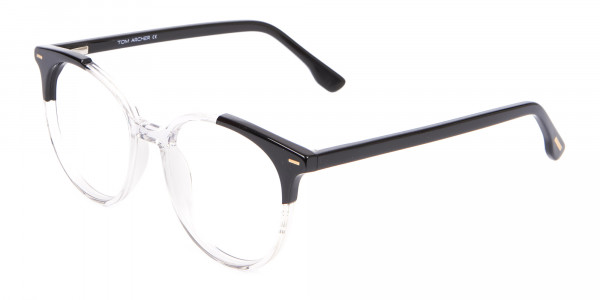 Translucent Glasses with Colour Combination - 3