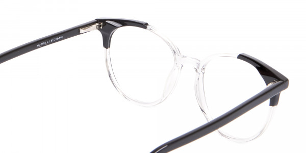 Translucent Glasses with Colour Combination - 5