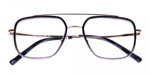 Black-and-Grey-Aviator-Glasses-6