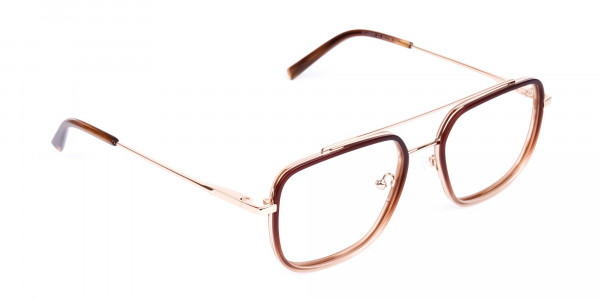 Brown-and-Gold-Aviator-Glasses-2