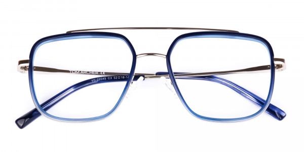 Navy-Blue-and-Silver-Aviator-Glasses-6