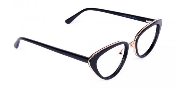 Black-and-Gold-Cat-Eye-Glasses-2