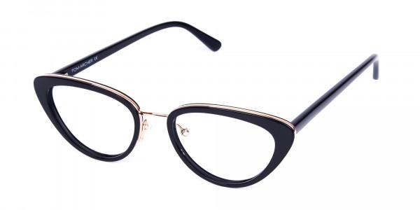 Black-and-Gold-Cat-Eye-Glasses-3