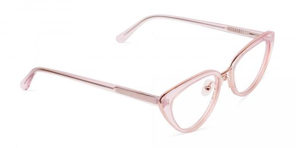 pink blue light glasses-2