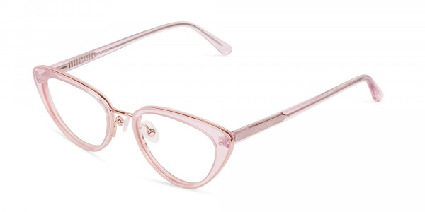pink blue light glasses-3