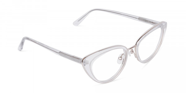 Crystal-Clear-Gold-Cat-Eye-Glasses-2
