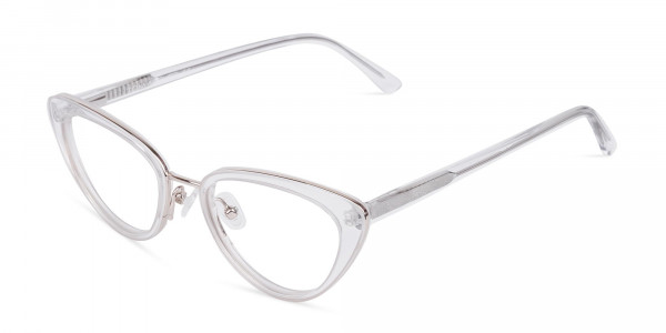 Crystal-Clear-Gold-Cat-Eye-Glasses-3
