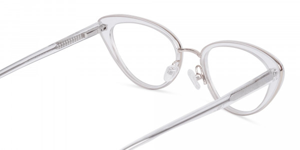 Crystal-Clear-Gold-Cat-Eye-Glasses-5