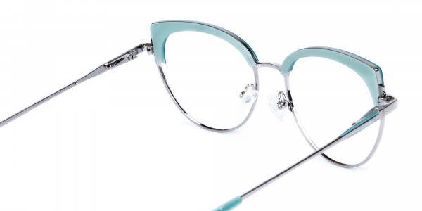 Blue-and-Silver-Cat-Eye-Glasses-Frame-5