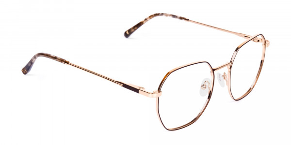Brown-and-Gold-Geometric-Glasses-2