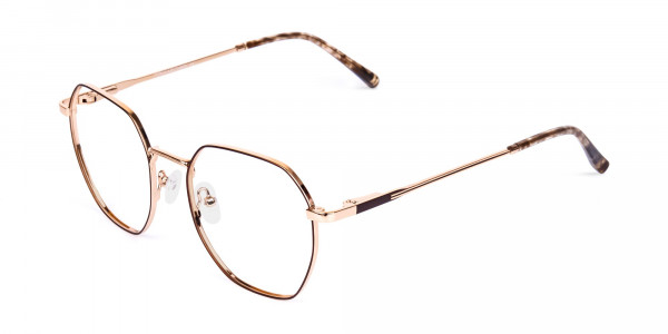Brown-and-Gold-Geometric-Glasses-3