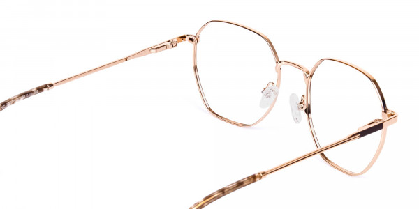 Brown-and-Gold-Geometric-Glasses-5