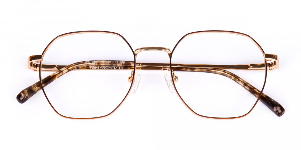 Brown-and-Gold-Geometric-Glasses-6