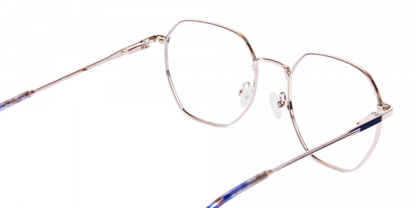 Navy-Blue-and-Silver-Geometric-Glasses-5