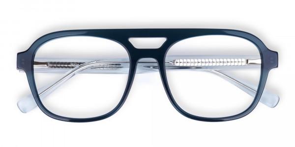 Dark-Green-Aviator-Glasses-6