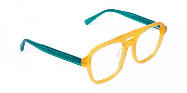 Bright-Yellow-Aviator-Glasses-2
