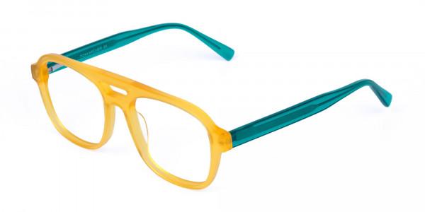 Bright-Yellow-Aviator-Glasses-3