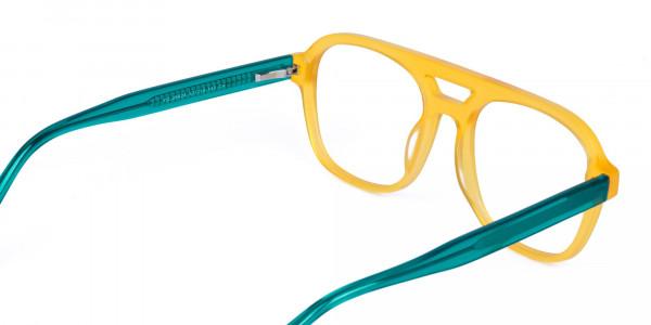 Bright-Yellow-Aviator-Glasses-5