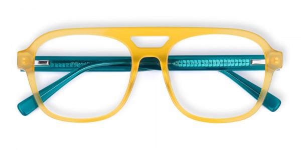 Bright-Yellow-Aviator-Glasses-6