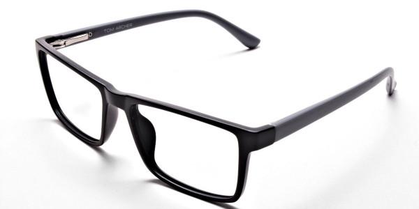 Black & Grey Glasses & Frames -2