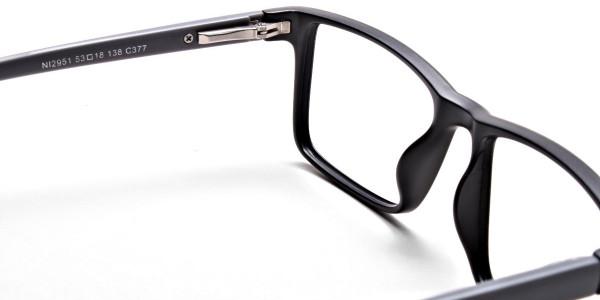 Black & Grey Glasses & Frames -4
