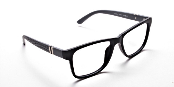 Subtle Style of Eyeglasses -1