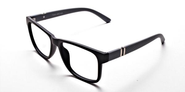 Subtle Style of Eyeglasses -2