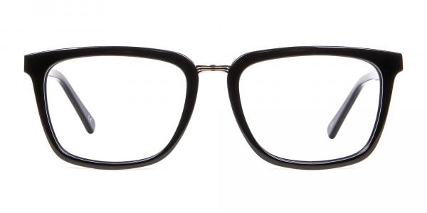 Modern Rectangular Shaped Black Frames -1