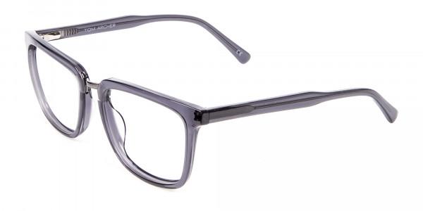 Silver Rectangular Frames -3