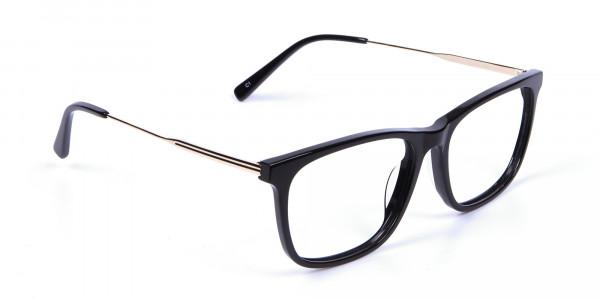 Mixed-Material Rectangular Glasses - 1