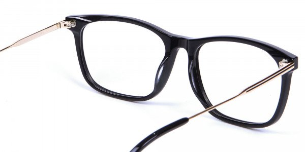 Mixed-Material Rectangular Glasses - 4