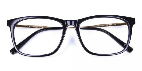 Mixed-Material Rectangular Glasses - 5