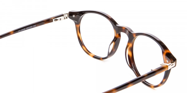 Havana and Tortoiseshell Rock Perfect Glasses - 4