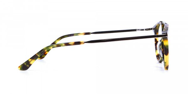 Double Bridge Eyeglasses - 3