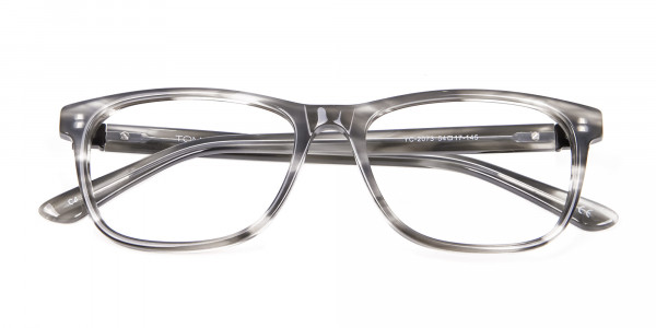 Freestyle Grey Marble-Liked Frame - 5