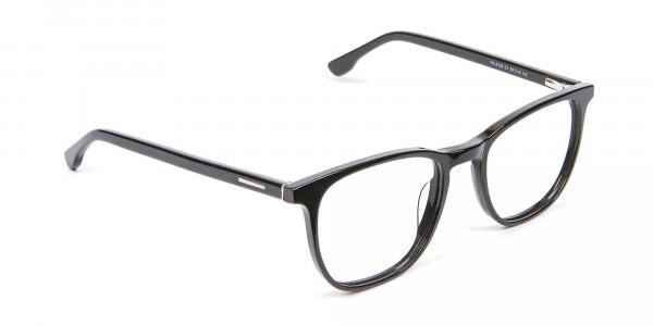 Designer Glasses in Wayfarer Style - 2