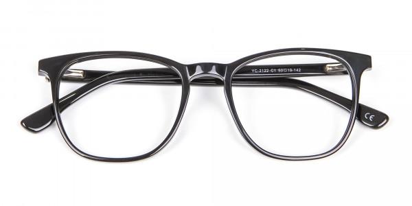 Designer Glasses in Wayfarer Style - 6