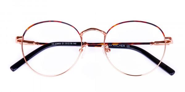 Gold-Round-Tortoise-Shell-Glasses-6