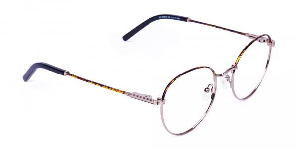 Gunmetal-Round-Tortoise-Shell-Glasses-2