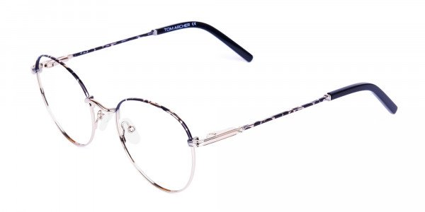 Silver-and-Marble-Tortoise-Shell-Round-Glasses-3
