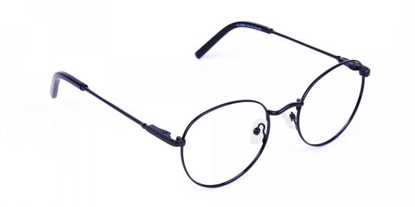 Designer-Black-Round-Glasses-Frame-2