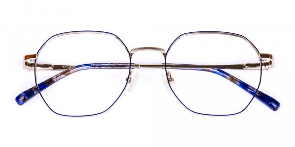Navy-Blue-and-Silver-Geometric-Glasses-6